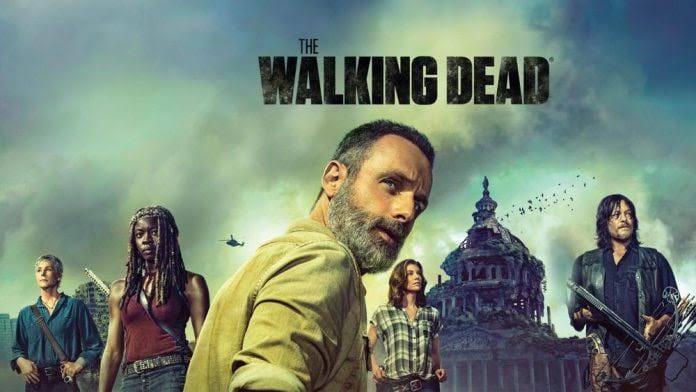 The Walking Dead Efsanesi